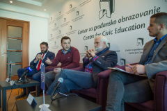 Panel diskusija – Demokratija i politicke partije: kome su odgovorni odbornici gradjanima ili partijama?