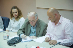 Potpisivanje memoranduma o osnivanju Koalicije KUM