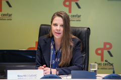 [:sr]   Prezentacija istraživanja javnog mnjenja, konferencija za medije, Podgorica, 14.03.2020.  [:en]  Presentation of public opinion research, press conference, Podgorica, 14/03/2020.